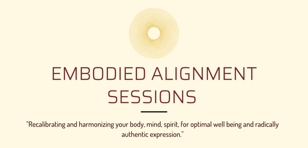 Embodied Alignment Sessions 7